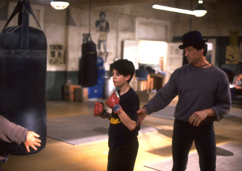 Rocky V header image