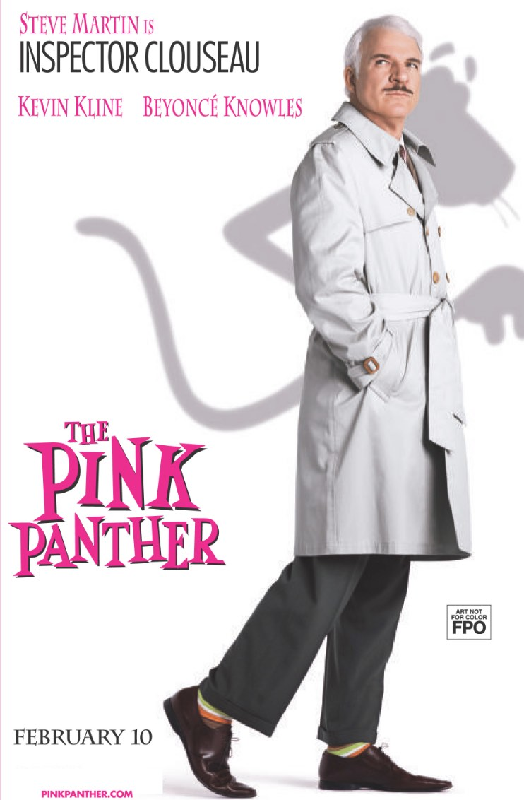 The Pink Panther (2006) Poster